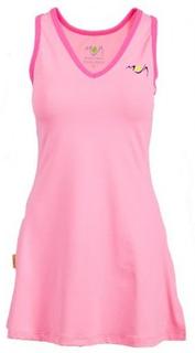 Moja Tampa Dress Rosa (L)