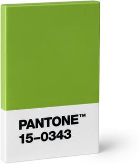 PANTONE Living - Pantone Living Kortholder, Grønn