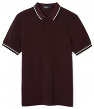 FRED PERRY Twin Tipped Shirt (M)