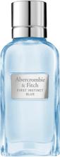 First Instinct Blue For Her Eau De Parfum Parfyme Eau De Parfum Abercrombie & Fitch