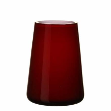 Villeroy & Boch - Numa Mini Vase, Deep Cherry