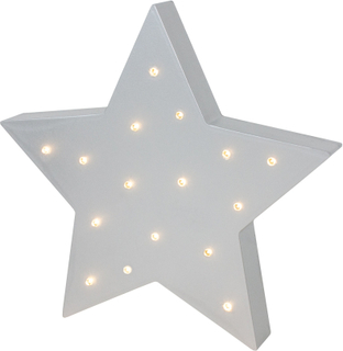 Jabadabado - Stjerne LED-lampe