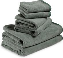 Dirty Linen - Terry R Eco Håndklæde 30x50cm, Pine