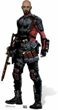 Suicide Squad - Deadshot (No Mask) Lifesize Cardboard Cut Out