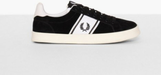 Fred Perry B721 Vulc Suede Low Top