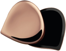 Alessi - Chestnut Pill Box, Rose Guld