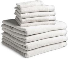 Dirty Linen - Terry R Eco Håndklæde 30x50cm, Milky