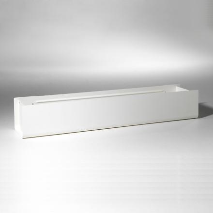 SMD Design - Jorda Altankasse 100cm, Hvid