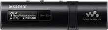 Sony NWZ-B183F Walkman MP3-spelare 4 GB Svart FM Radio