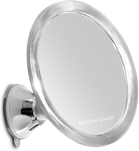 Adjustable suction mirror x7 magnifying
