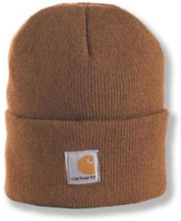 Carhartt barna se Hat - Carhartt Brown ungdom Ski Hat vinter Caps