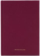 Monograph - Ruled Notesbog 80 Sidor, Nude