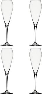 Spiegelau - Willsberger Champagneglass 24 cl 4-pakk