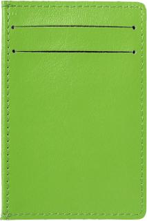 Ordning & Reda - O&R Fred Kort Holder Læder, Grøn
