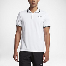 NIKE Court Dry Solid Polo (S)