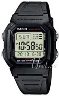 Casio W-800H-1AVES Casio Collection Resinplast 44.2x36.8 mm