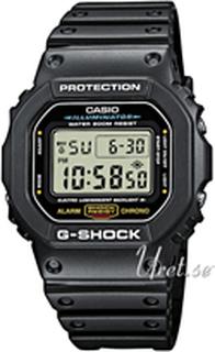 Casio DW-5600E-1VER G-Shock Resinplast 48.9x42.8 mm