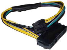 24 pin female to dell optiplex server motherboard 8 pin male ada