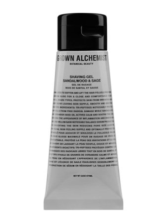 Shaving Gel: Sandalwood & Sage