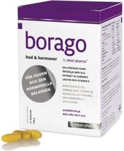 Elexir Pharma Borago Hud & Hormoner 72 kapslar