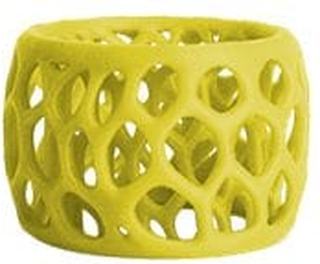 3D Systems Cube 3 - Gul - ABS-filament (3D) - for 3D Systems Cube 3