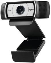 Logitech Webcam C930e - Webbkamera - färg - 1920 x 1080 - ljud - USB 2.0 - H.264