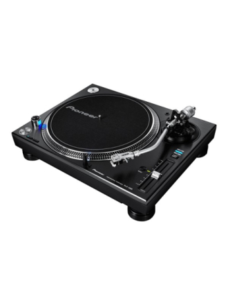 DJ PLX-1000 - turntable Pladespiller - Sort