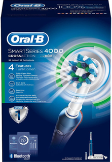 Oral B Oral-B Smart Series 4000 Cross Action eltandborste
