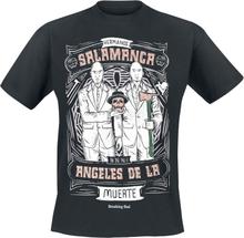 Breaking Bad - Salamanca -T-skjorte - svart