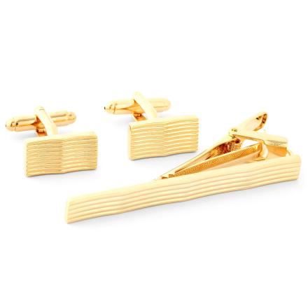 Golden Wave Sæt - Trendhim