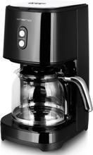 Kaffebryggare Retro Black 1,5l - Emerio