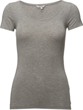 Siliana T-shirt Top Grå MbyM