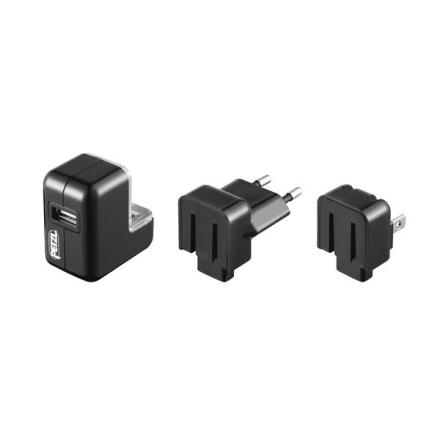 Petzl USB verkkolaite EU ja US
