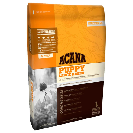 Acana Puppy Large Breed - 17 kg
