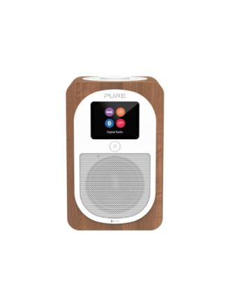 DAB bærbar radio EVOKE H3 - Mono - Hvid