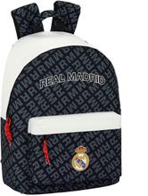 Real Madrid Black   White Ryggsäck med Datorfack 41cm 00f442588b2af