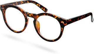 Protege Glasögon med Sköldpaddsmönstrade Bågar