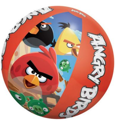 Angry Birds rantapallo 51 cm