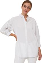 Maria Long Poplin Shirt