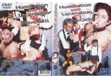 Humilitation and Laceration of SlaveGirls