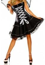 Burlesque Corset & Petticoat