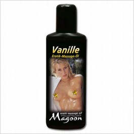 Vanille Massage-oli 100 ml