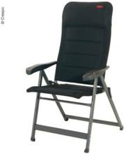 Crespo campingstol Air Deluxe svart