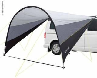 Solseil Touring Canopy M, 210x300x265/320 cm, inkl. 7 mm rør