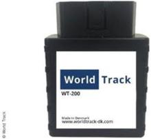 WT-200 GPS TRACKER FOR KJØRETØYSPORING