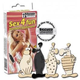 Secura Sex4fun 12 kpl