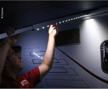 Spennstang rafter LED CS f F35pro + Caravanstore