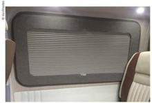 Blendingsgardin for stue VW T5/ T6, skyvevinduer, førerside, grå