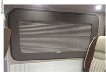 Blendingsgardin for stue VW T5/ T6, bakre høyre, thermo, grå