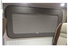 Blendingsgardin for stue VW T5/ T6, bakre venstre, thermo, grå